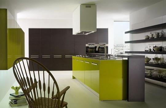 Modern kitchen design home and kitchen design for Cucina moderna tecnologica